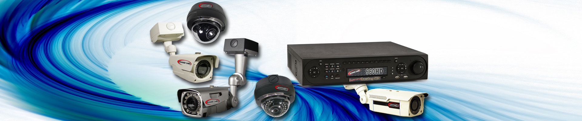 960HD Video Security Equipment page slider image