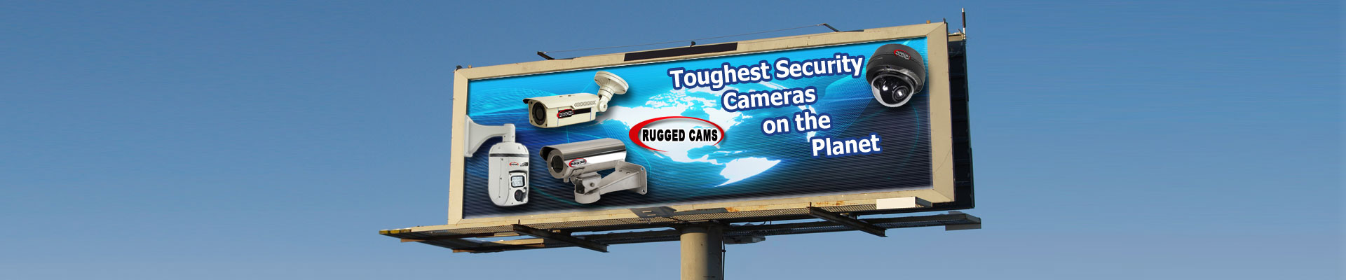 Rugged Cams toughest security cameras on the planet image